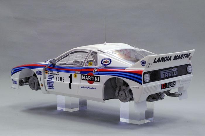 1 12 Lancia 037 Rally Ver C 1984 Wrc Rd 5 Tour De Corse