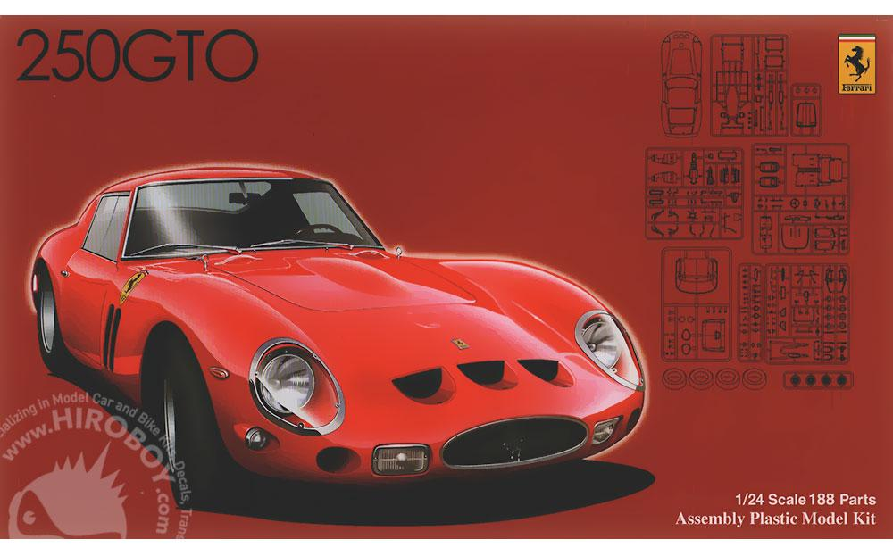 1:24 Ferrari 250 GTO