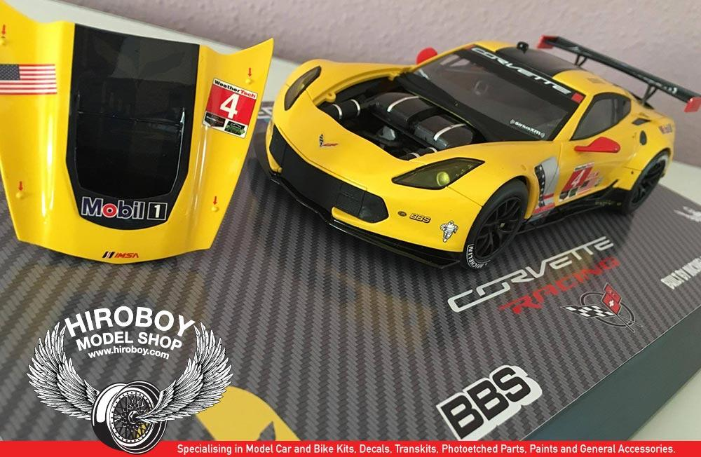 1:25 Corvette C7R Revell (USA) | REV-85-4304 | Revell