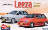1:24 Daihatsu Leeza Z Turbo Aero Model Kit