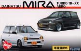 1:24 Daihatsu Mira Turbo TR-XX Aero Model Kit