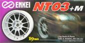 "1:24 Enkei NT03+M 19"" Wheels and Tyres"