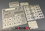 1:24 Ferrari 599 GTB Photoetched Detail Set