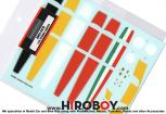 1:24 Ferrari 599 GTO Stripes Decals