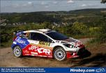 1:24 Ford Fiesta S2000 #15 Rally Deutshland 2011 Decals - Decals (Belkits)
