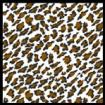 1:24 Leopard Hide Animal Upholstery Pattern Decal #1974