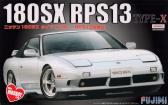 1:24 Nissan 180SX RPS13 Type X Model Kit