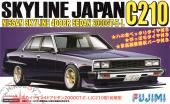 1:24 Nissan Skyline 4Door Sedan 2000Gt-E.L C210