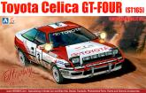 1:24 Toyota Celica GT-Four (ST165) 1990 Safari Rally