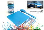Ford Escort RS1600 Mk1 WRC Blue Paint 60ml (Belkits)