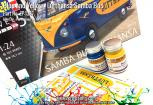 Lufthasa Samba Bus - Blue and Yellow Paint Set 2x30ml