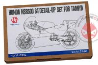 1:12 Honda NSR500 '84 Detail-Up Set (Tamiya)