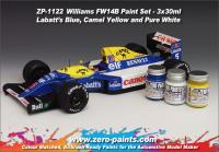 1:12 Williams Renault FW14B - 12029