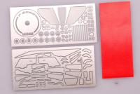 1:20 Ferrari F150º Photoetched Detail up Set (Fujimi)