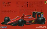 1:20 Ferrari F1-87 Early Type