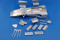 1:20 Team Lotus Type 72E ver. A  Full detail Multi-Media Model Kit