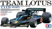 1:20 Team Lotus Type 78 1977 c/w Photoetched Parts - 20065