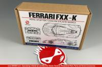 1:24 Ferrari FXX-K Detail Up Set