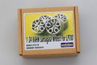1:24 Kahn Santagata Wheels for Lamborghini LP700