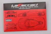 1:24 LaFerrari Detail Up Set (Photoetched and Resin)