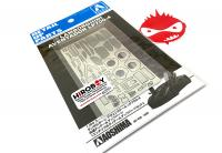 1:24 Lamborghini Aventador LP700-4 - Photoetched Detail Up Set