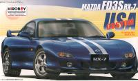 1:24 Mazda RX-7 (FD3S) USA Custom