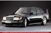 1:24 Mercedes-Benz 190E 2.5-16 Evolution II