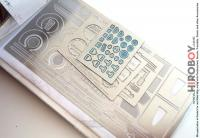 1:24 Nissan GT-R (R35) 2013 Photoetch Detail-Up Set for Tamiya