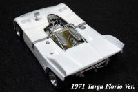 1:24 Porsche 908/3 1971 Nurburgring No.4 Multi-Media Model Kit