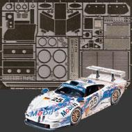 1:24 Porsche 911 GT1 Photoetched Detail Set #8112