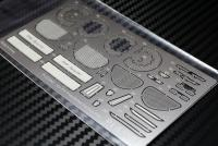 1:24 Porsche 918 Photoetched Detail Parts - for Revell