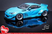 1:24 Rocket Bunny Toyota GT 86 V2 Canard with Decal