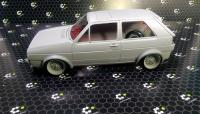 1:24	Voomeran Mk2 Golf Transkit with Decals, Wheels and Tyres