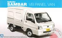 1:24 Subaru Sambar VB Panel Van