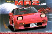 1:24 Toyota MR2 AW11