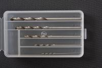 Basic Drill Set - 1mm, 1.5mm, 2mm, 2.5mm, 3mm - 74049