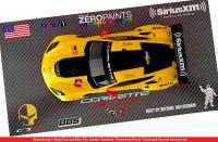 Corvette C7R Racing Yellow Paint 60ml