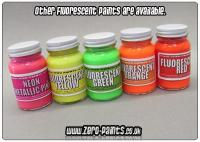 Fluorescent Pink Paint 60ml