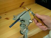 Multi-Angle Bench Vice