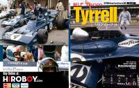 Joe Honda Racing Pictorial Vol #27: Elf Team Tyrrell 1970-73