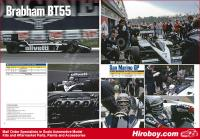 Joe Honda Racing Pictorial Vol #25: All The Turbo Cars 1986