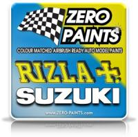 Rizla/Suzuki Pearl Blue Paint Set 2x30ml