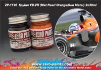 Spyker F8-V11 2007 Paint Set 2x30ml