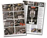 Tamiya Model Magazine - #105 (MP4/6)