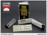 The Tool Box - 23 Tools in 1 Case #1104