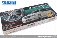 "1:24 Varianza F2S 20"" VIP Wheel and Tyre Set #77"