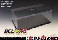 1:24 Display Case (for Rally Cars etc)