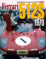 Sportscar Spectacles by HIRO Vol.5 Ferrari 512S 1970