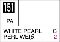 Mr Color Paint White Pearl 10ml # C151