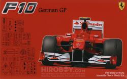 1:20 Ferrari F10 German GP 2010 (GP41)